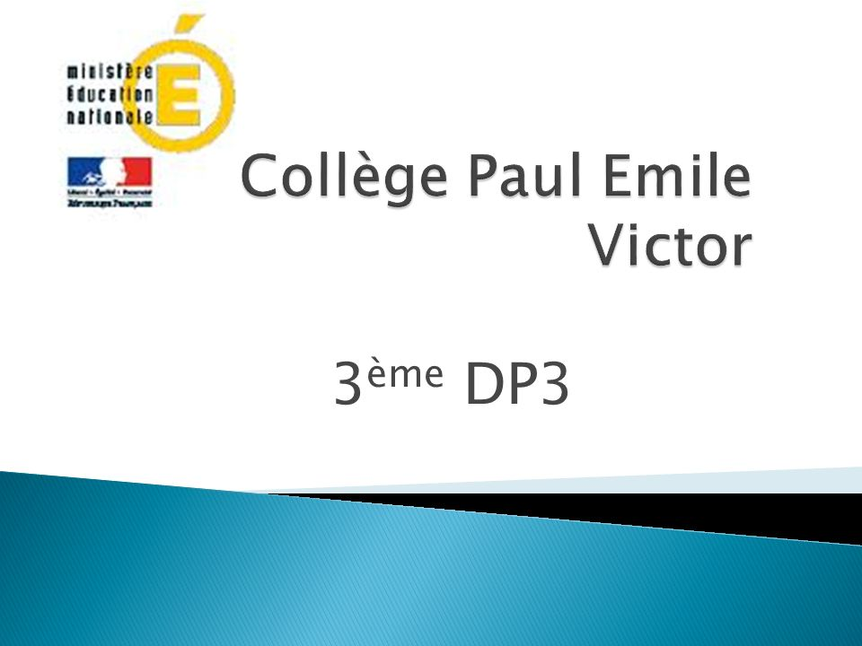 Collège Paul Emile Victor