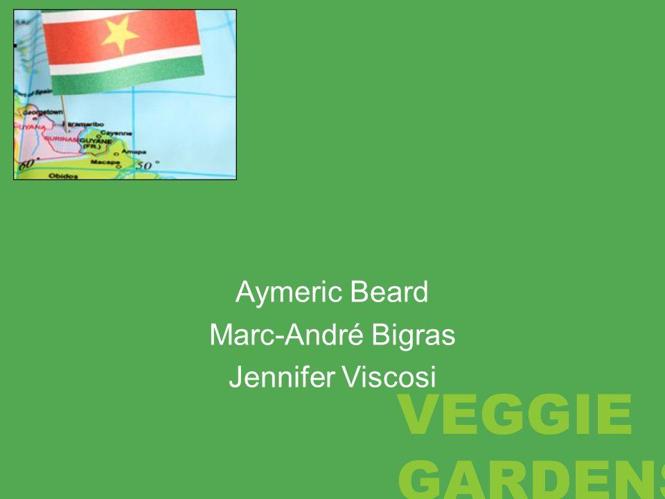 Aymeric Beard Marc-André Bigras Jennifer Viscosi