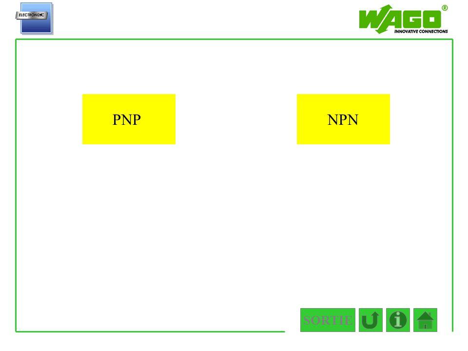 4.1.1 PNP NPN SORTIE