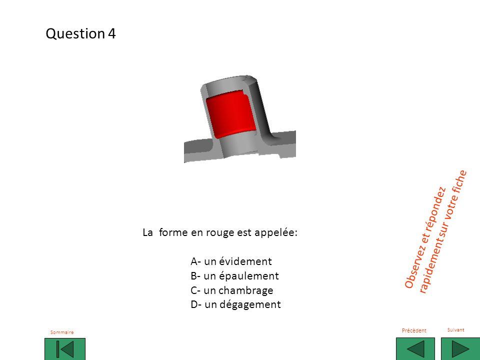 Question 4 rapidement sur votre fiche Observez et répondez