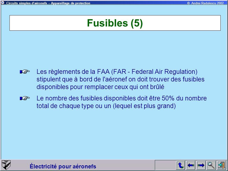 Fusibles (5)