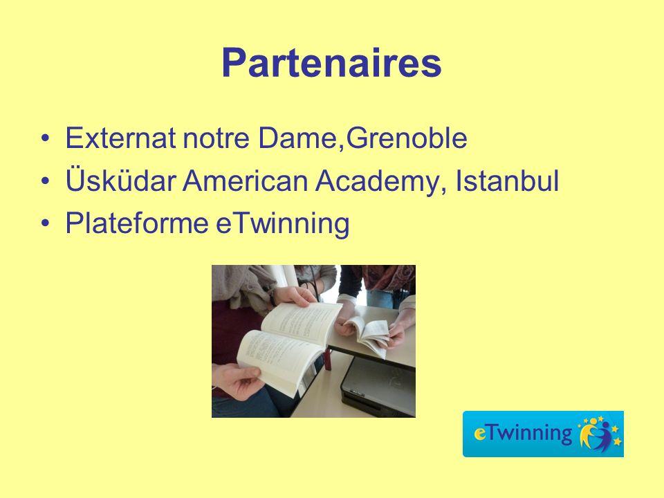 Partenaires Externat notre Dame,Grenoble