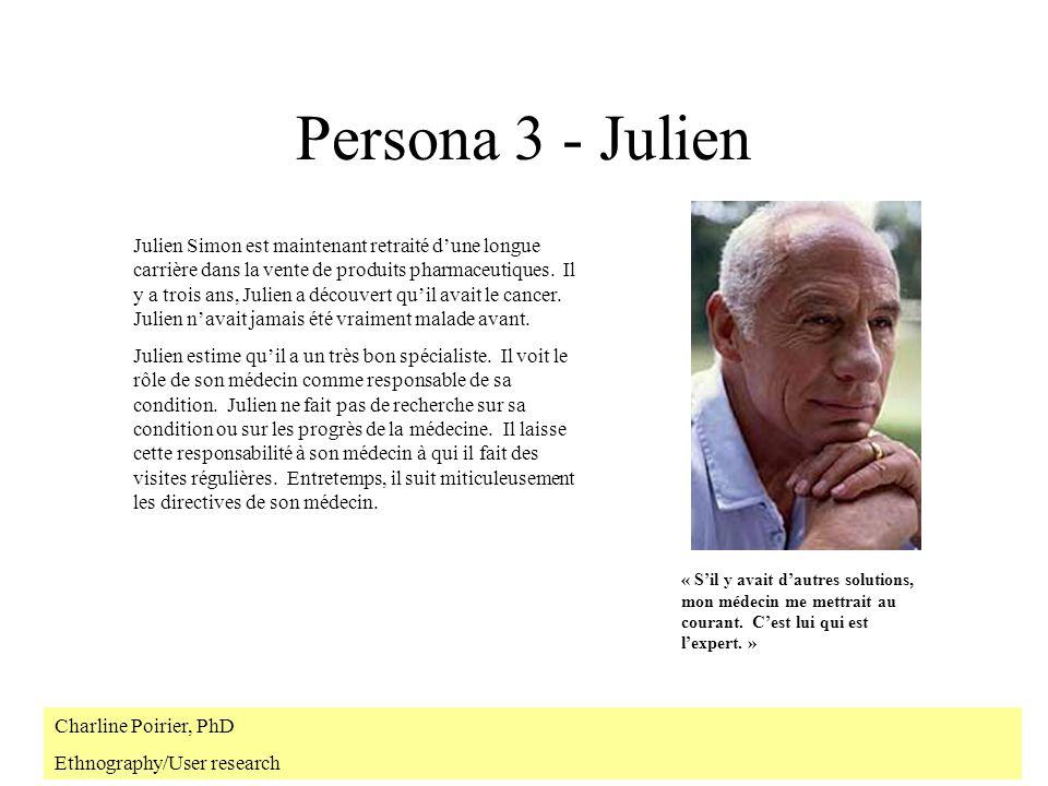 Persona 3 - Julien.