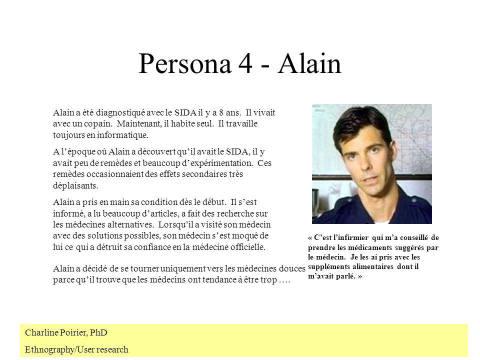 Persona 4 - Alain