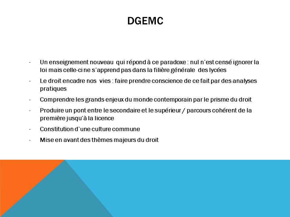DGEMC