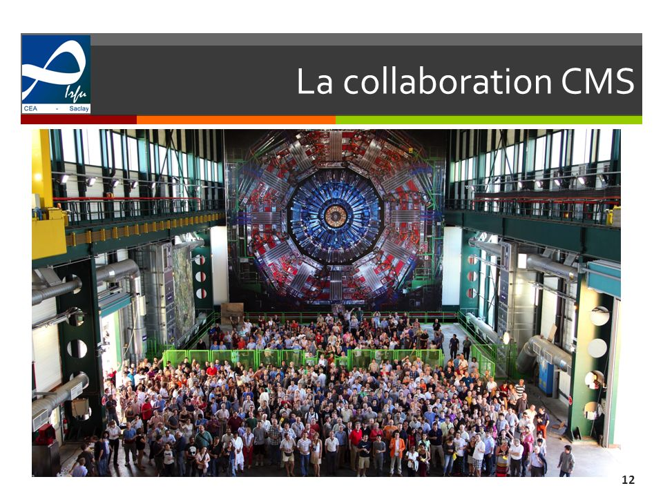 La collaboration CMS
