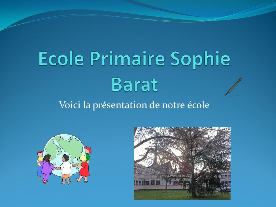 Ecole Primaire Sophie Barat