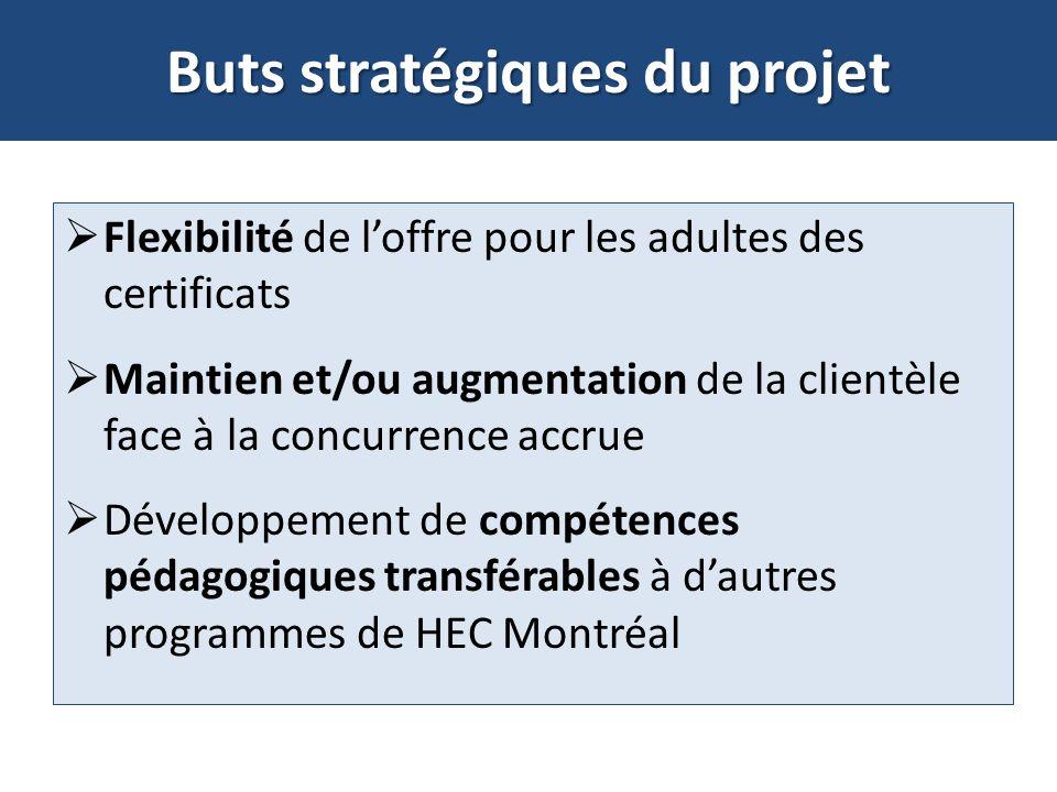 Buts stratégiques du projet