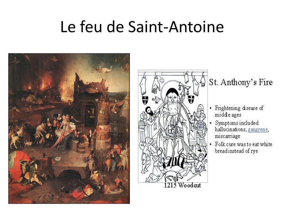 Le feu de Saint-Antoine