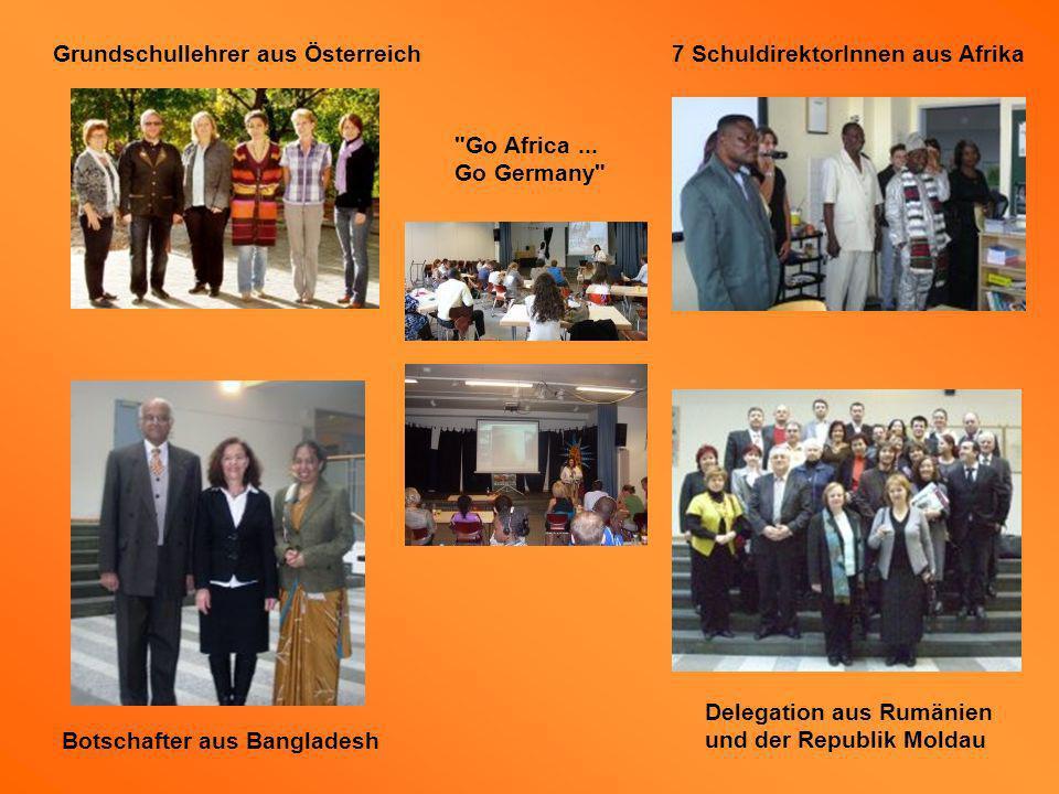 Grundschullehrer aus Österreich