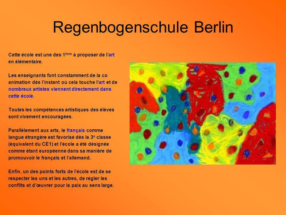 Regenbogenschule Berlin