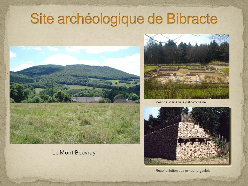 Site archéologique de Bibracte