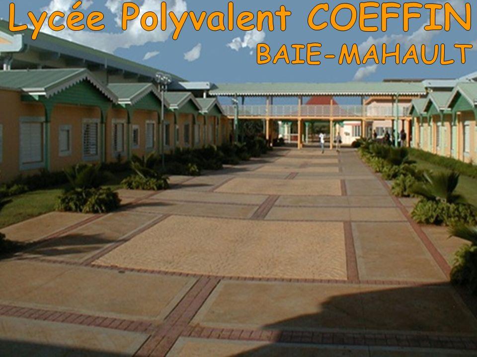 Lycée Polyvalent COEFFIN
