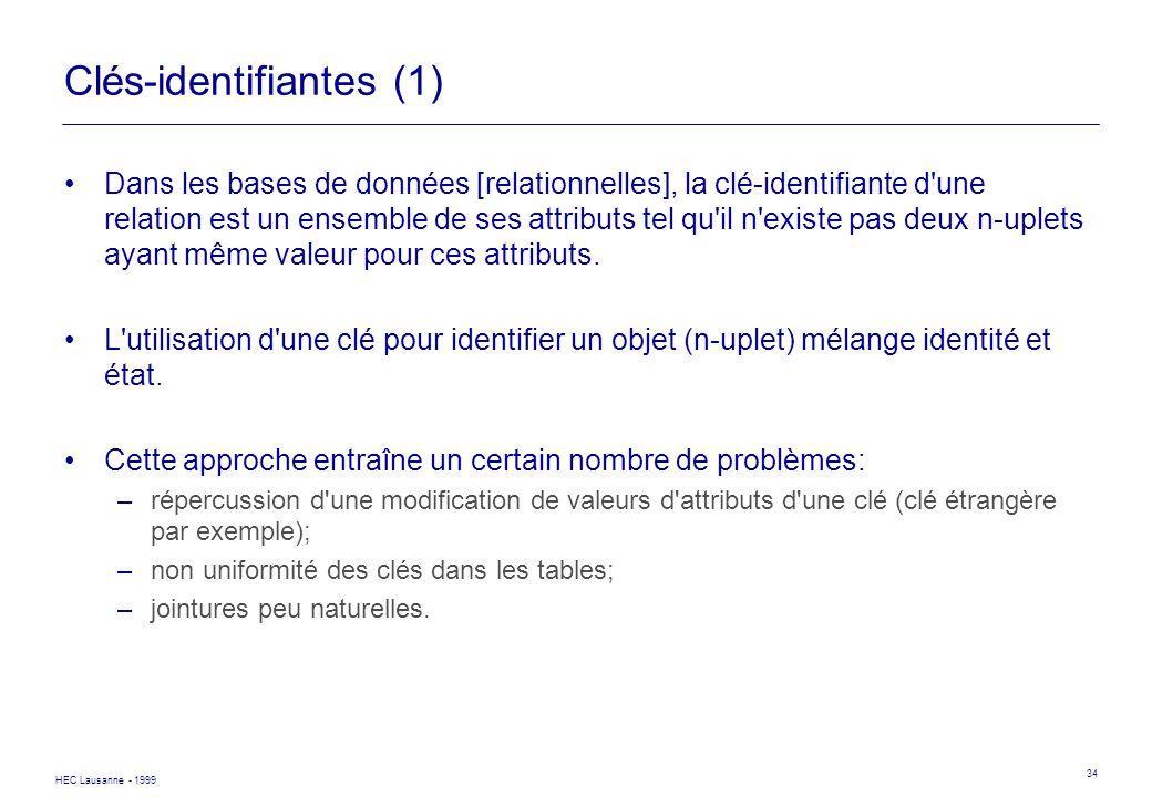 Clés-identifiantes (1)