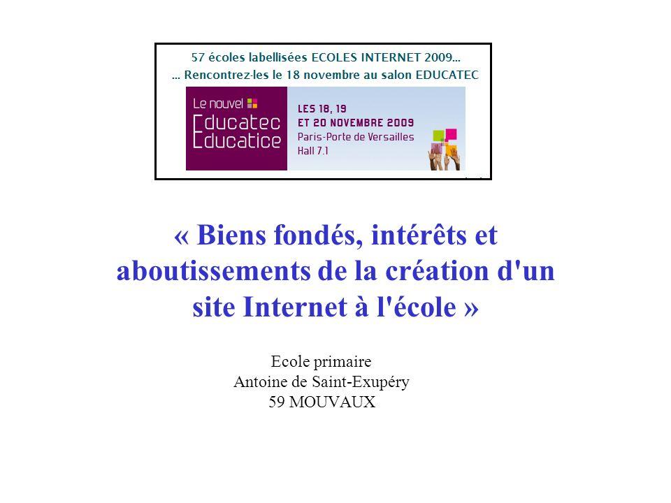 Ecole primaire Antoine de Saint-Exupéry 59 MOUVAUX