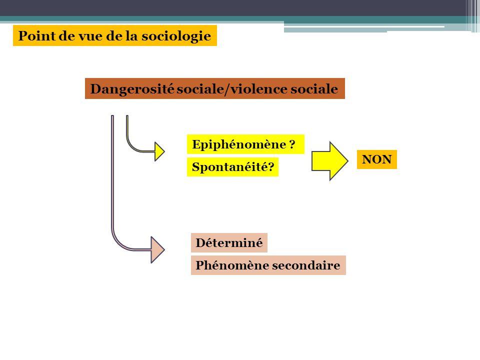 Point de vue de la sociologie