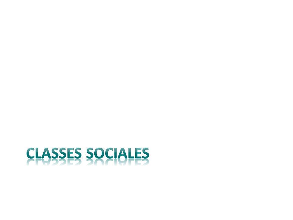 clASSES SOCIALES