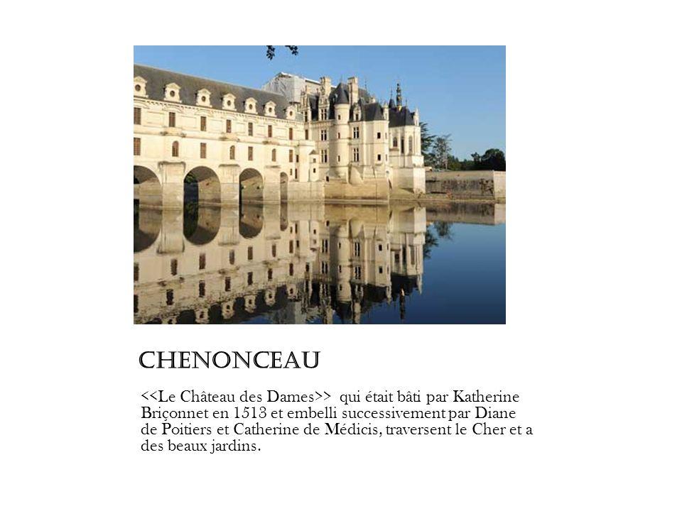 Chenonceau
