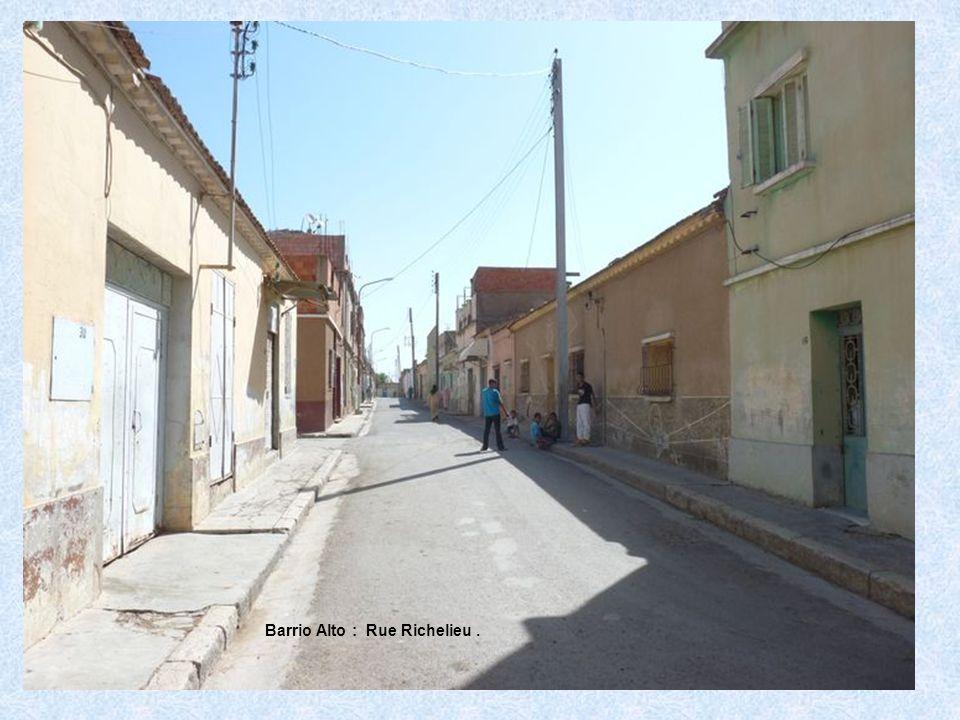 Barrio Alto : Rue Richelieu .