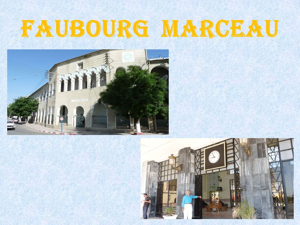 Faubourg marceau