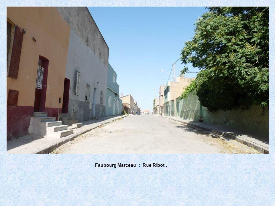 Faubourg Marceau : Rue Ribot .