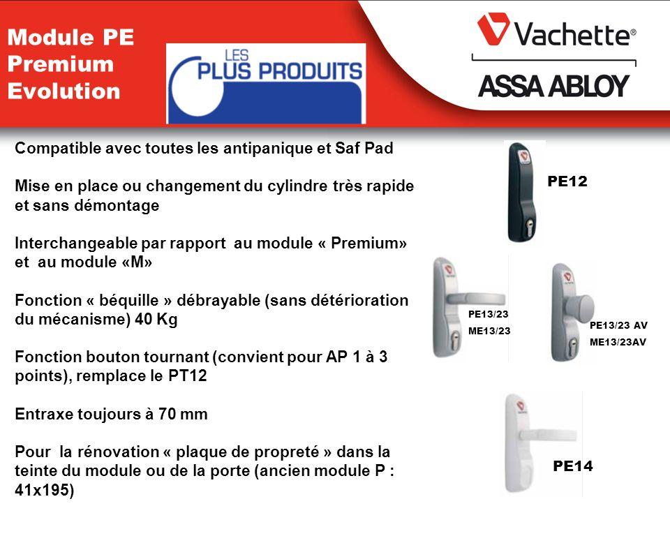 Module PE Premium Evolution