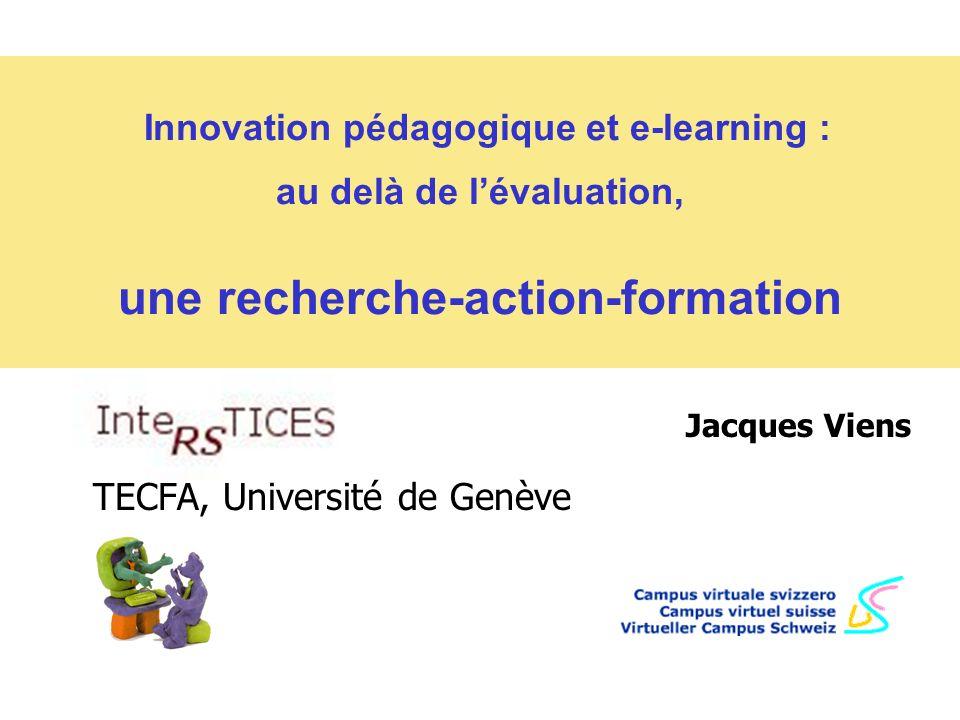 TECFA, Université de Genève