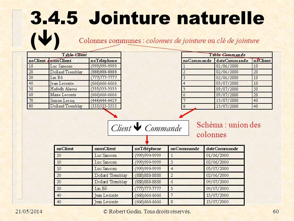 3.4.5 Jointure naturelle ()