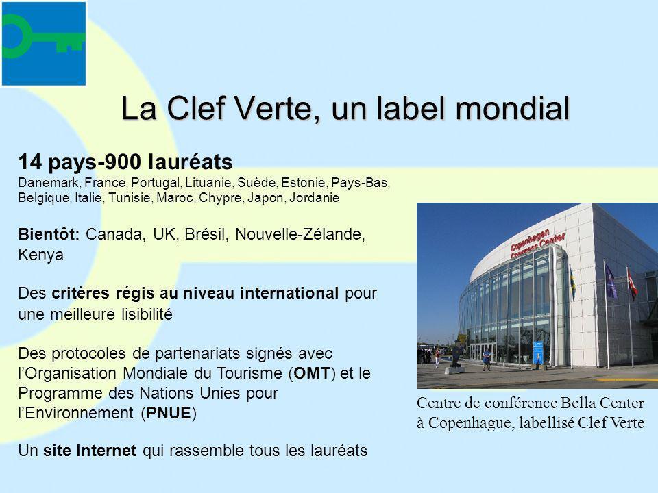 La Clef Verte, un label mondial