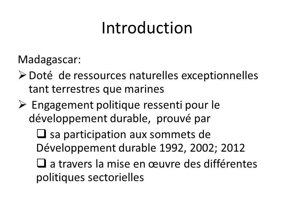 Introduction Madagascar: