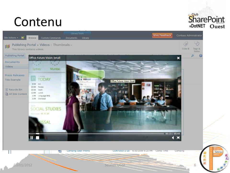 Contenu Optimisez la gestion et l exploitation de l Information d entreprise MSCOMRTM Page Content 2.