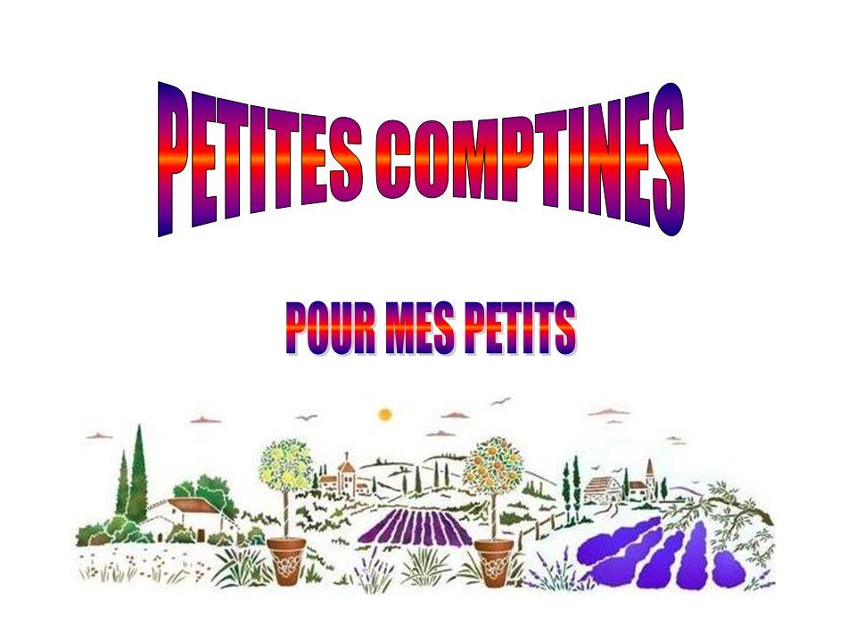 PETITES COMPTINES POUR MES PETITS