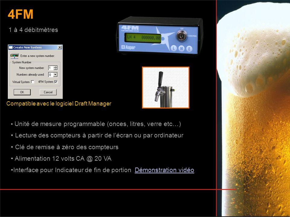 Compatible avec le logiciel Draft Manager