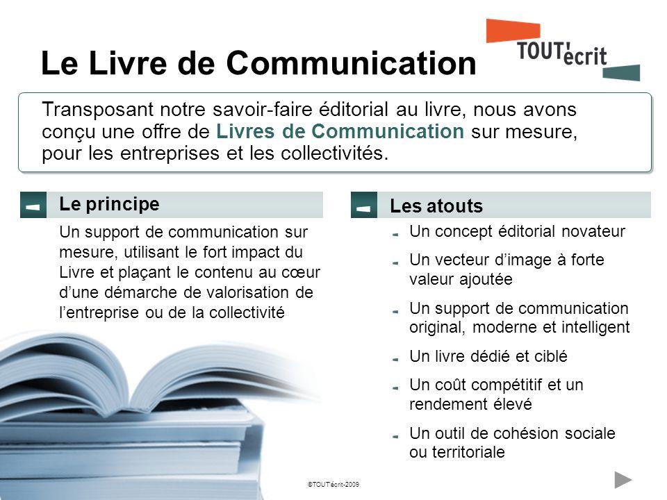 Le Livre de Communication
