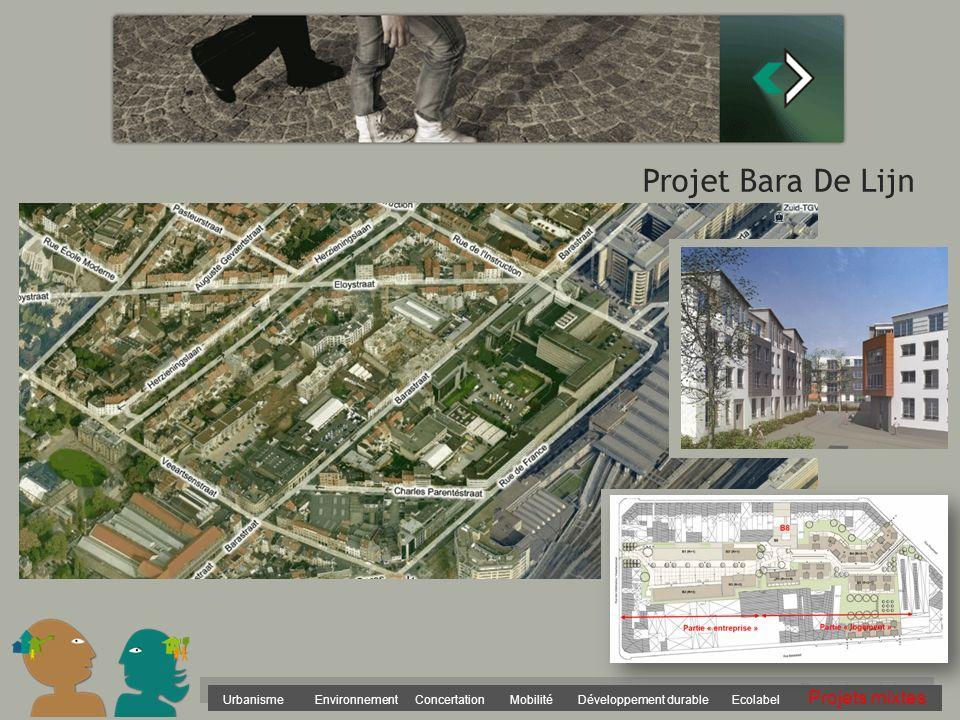 Projet Bara De Lijn
