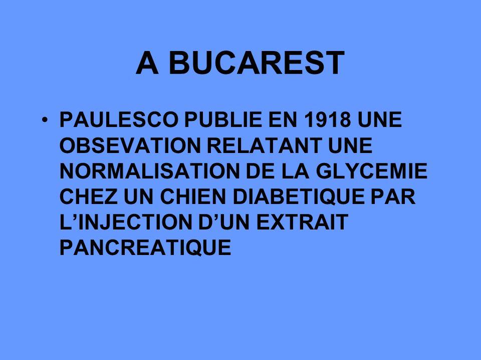 A BUCAREST