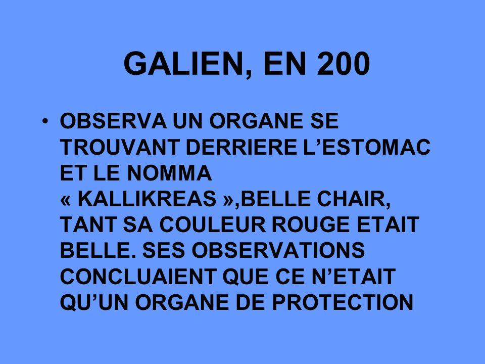 GALIEN, EN 200