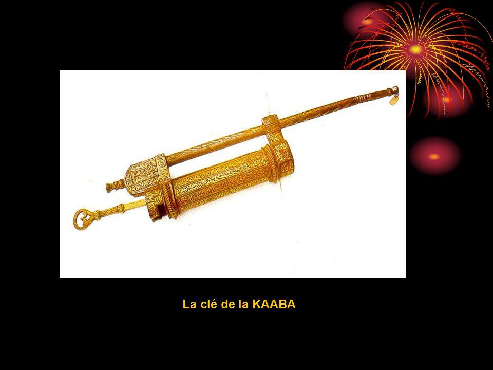 La clé de la KAABA