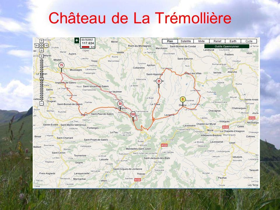 Château de La Trémollière