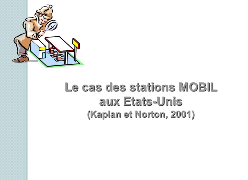 Le cas des stations MOBIL