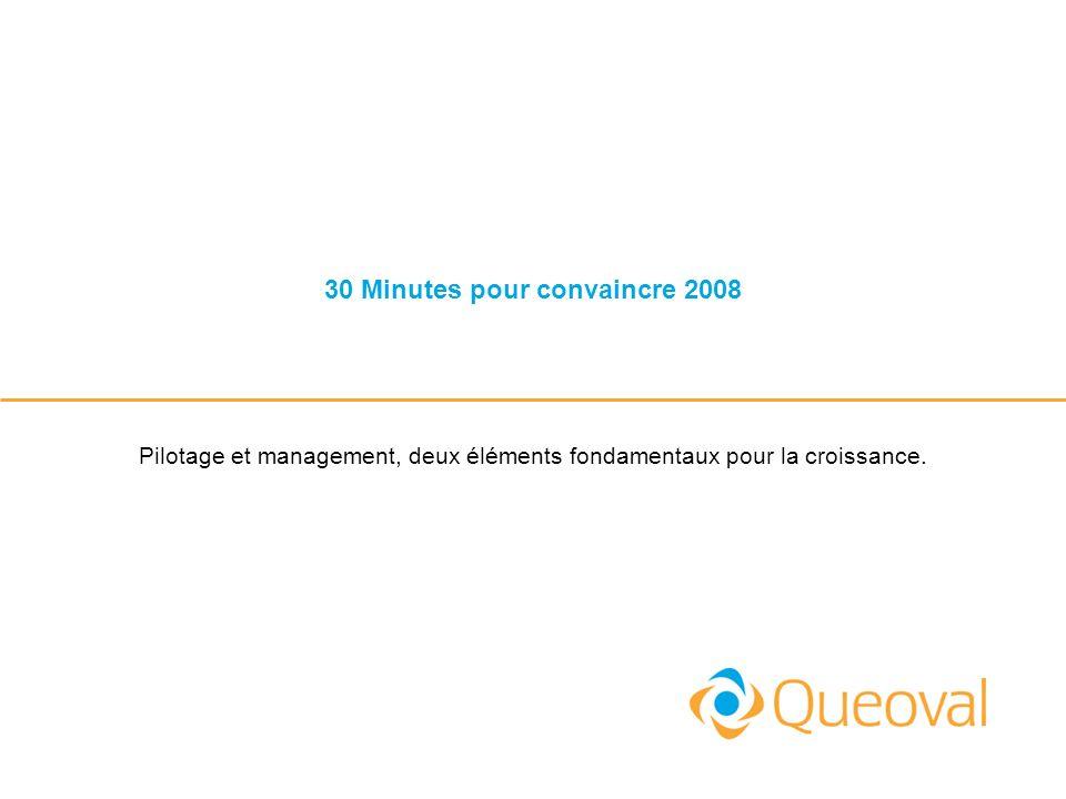 30 Minutes pour convaincre 2008