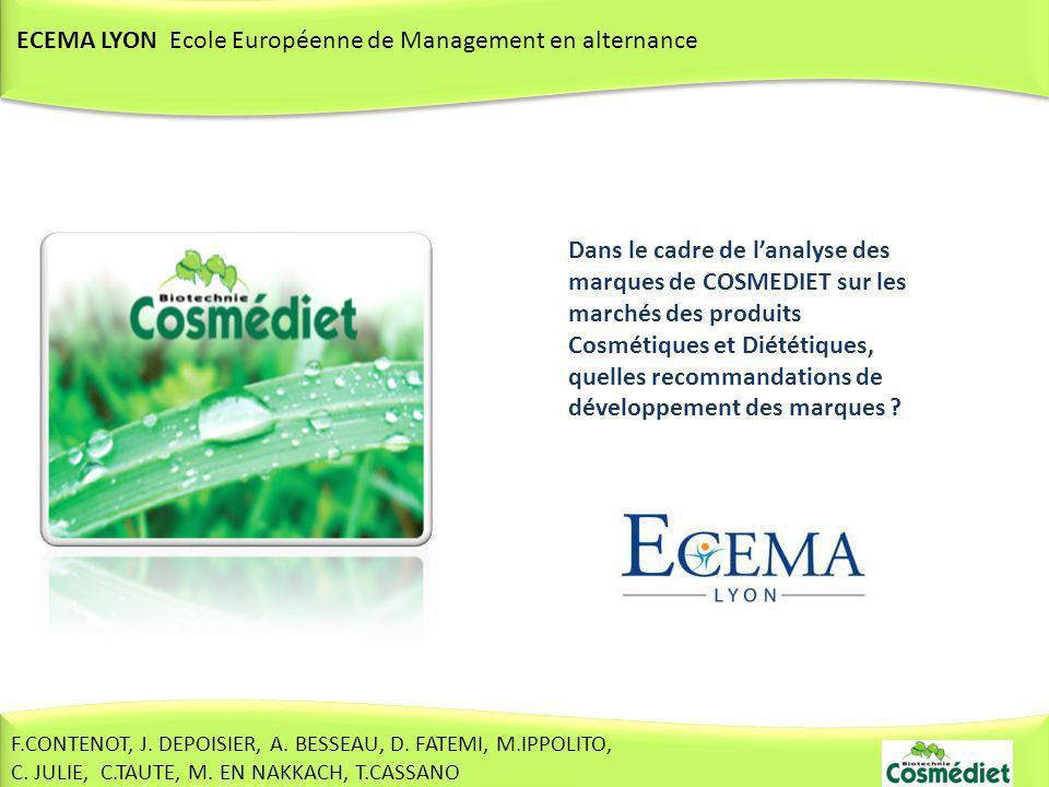 ECEMA LYON Ecole Européenne de Management en alternance
