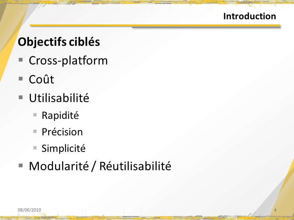 Modularité / Réutilisabilité