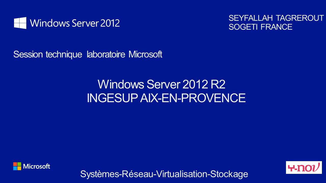 Systèmes-Réseau-Virtualisation-Stockage