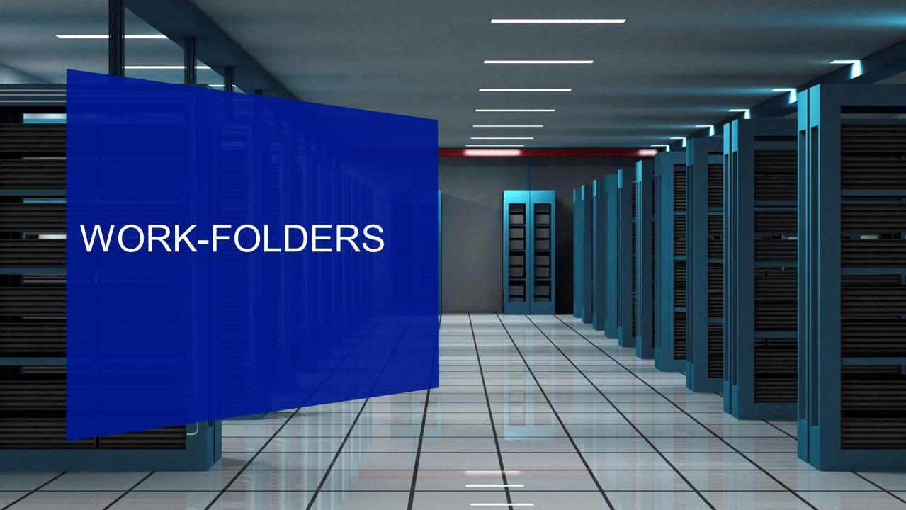 WORK-FOLDERS