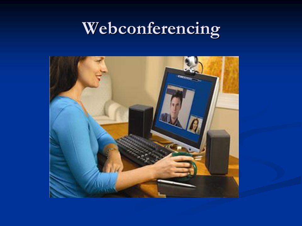 Webconferencing