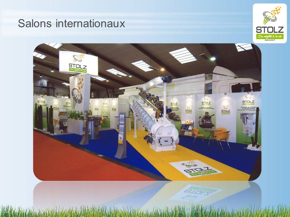 Salons internationaux