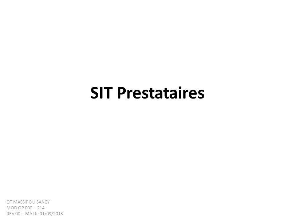 SIT Prestataires OT MASSIF DU SANCY MOD OP 000 – 214
