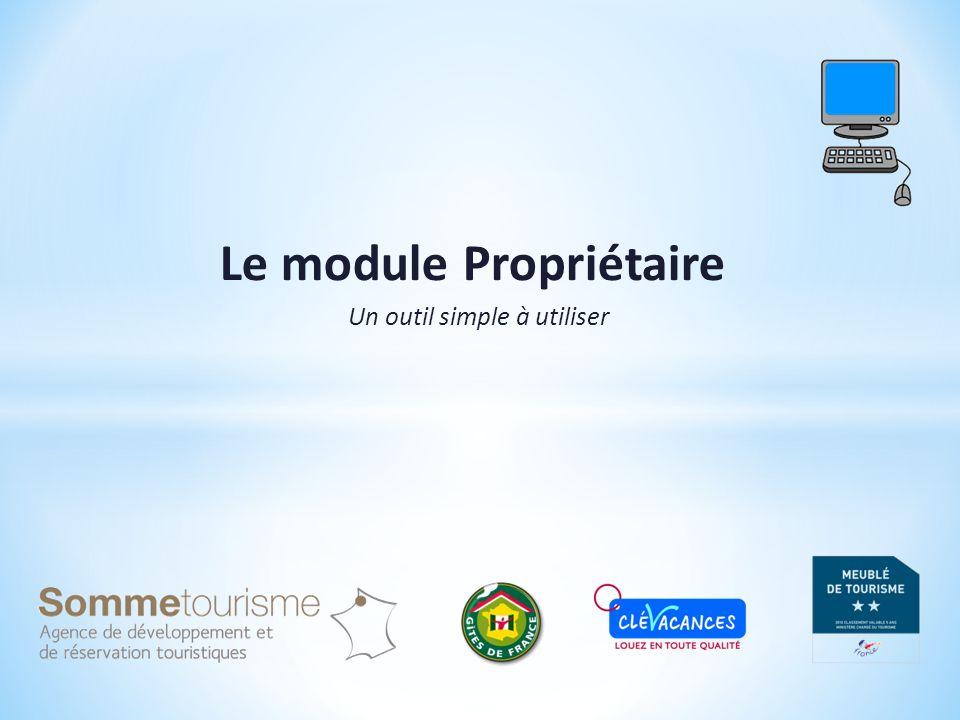 Le module Propriétaire