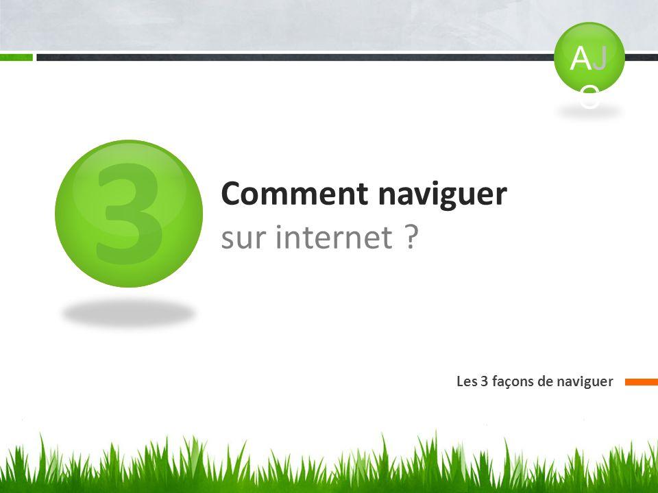 Comment naviguer sur internet